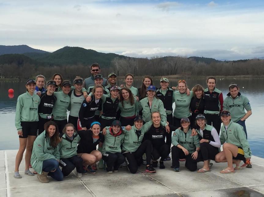 The Ospreys at the BoatRace
