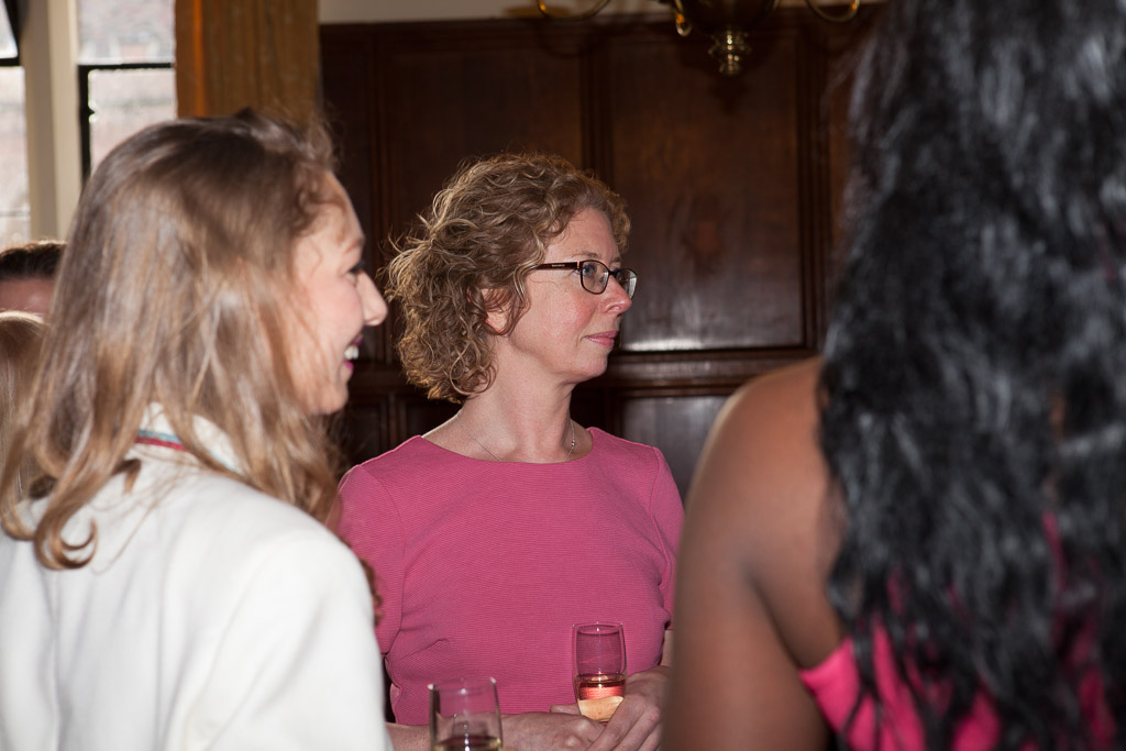 Nicole Sapstead who was the speaker at the Speaker's Dinner arranged by the Ospreys'